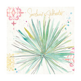 Palm Passion V Plakater af Anne Tavoletti