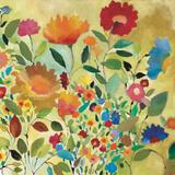 Rêve coloré- Prairie en été Impression giclée par Kim Parker