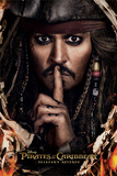Pirates Of The Caribbean: Salazar's Revenge- Keep Quiet Affischer