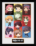 Kabaneri of the Iron Fortress- Chibi Collector-tryk