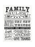 Family Rules II Posters by Mary Urban