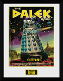 Doctor Who- The Dalek Book Collector-print