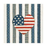 Americana Quilt VI Posters by David Carter Brown