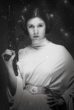 Star Wars- Cosmic Princess Leia Pósters