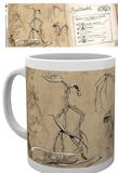 Fantastic Beasts - Bowtruckles Mug Mug