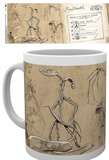 Fantastic Beasts - Bowtruckles Mug Krus
