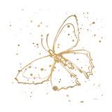 Golden Wings II Prints by Shirley Novak