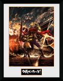 Kabaneri of the Iron Fortress- Ikoma & Mum Collector-print