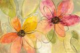 Neon Floral V2 Prints by Silvia Vassileva