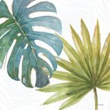 Tropical Blush VIII Reproduction giclée Premium par Lisa Audit