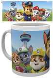 Paw Patrol - Group Mug Mugg