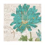 Bookshelf Botanical IV Posters by Katie Pertiet