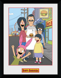 Bob's Burgers- Family Collector-tryk