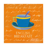 English Breakfast Bright Posters by Michael Clark