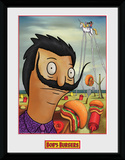 Bob's Burgers- Dahli Samletrykk