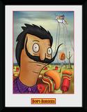 Bob's Burgers- Dahli Collector-tryk