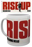 Walking Dead - Rise Up Mug Mugg