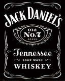 Jack Daniels- Classic Black Label Photographie
