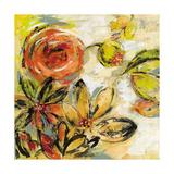Floral Joy Prints by Silvia Vassileva