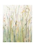 Spring Grasses I Crop Print by Avery Tillmon