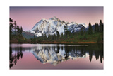 Mount Shukan Reflection II Prints by Alan Majchrowicz