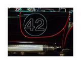 42 Cobra 1 Giclée-tryk af Clive Branson