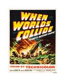Verdens undergang Giclée-tryk
