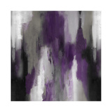 Apex Amethyst I Giclee Print by Carey Spencer