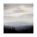 Mountain Vista II Giclee Print by Madeline Clark
