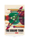 Grand_Tour Giclée-tryk af JPL