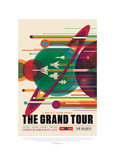 Grand_Tour Giclee Print by JPL