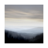 Mountain Vista I Giclee Print by Madeline Clark