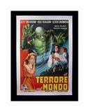 Terrore Sul Mondo Giclee Print