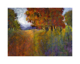 Aura Of Fall I Giclee Print by Michael Tienhaara