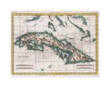 Isle de Cuba Giclee Print by Dan Sproul