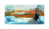 Fracas Giclee Print by Michelle Oppenheimer