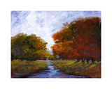 Autumn Intrigue I Giclee Print by Michael Tienhaara