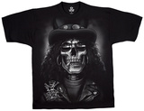 Slash- Rocker Skull T-Shirt