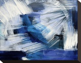 Give me Light Bedruckte aufgespannte Leinwand von Michelle Hold