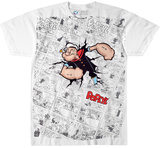 Popeye- Breaking Out Shirt
