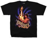 Jimi Hendrix- Burning Desire T-Shirts