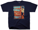 James Brown- And His Famous Flames Tshirts
