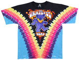 Grateful Dead- Liquid Bear V-Dye T-Shirt