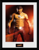 The Flash - Kid Flash Collector-tryk