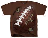NFL: New Orleans Saints- Kickoff T-skjorter