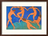 The Dance Posters av Henri Matisse