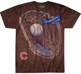 MLB: Chicago Cubs- Logo Glove T-Shirts