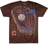 MLB: Chicago Cubs- Logo Glove Shirts