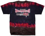 NFL: Tampa Bay Buccaneers- Horizontal Stencil Skjorter