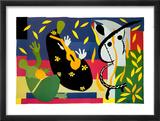 King's Sadness, c.1952 Posters av Henri Matisse